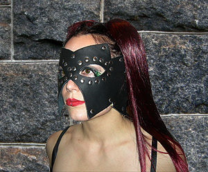 295 Studded Large Mask